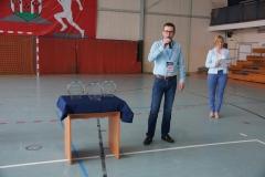 Paweł Stelmach, prezes ORA w Łodzi otwiera Mistrzostwa.
