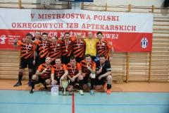Mistrzowie Polski 2016 - reprezentacja SIA w Katowicach.