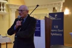 dr n. farm. Jerzy Łazowski