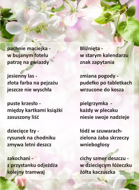 Wiersz Mgr Farm Krzysztofa Kokotadata Aptekarz Polski