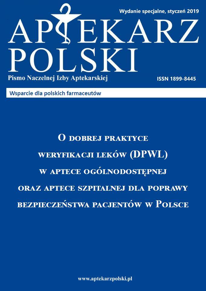 Aptekarz Polski – wydanie specjalne.