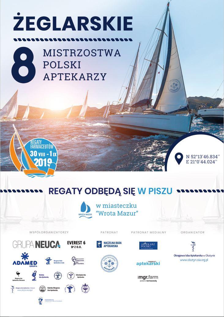B. VIII Żeglarskie Mistrzostwa Polski Aptekarzy