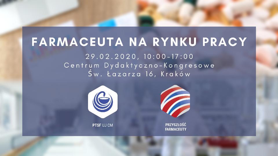 Konferencja Farmaceuta na rynku pracy
