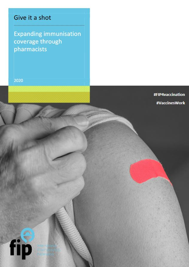 FIP: podręcznik szczepień w aptekach
