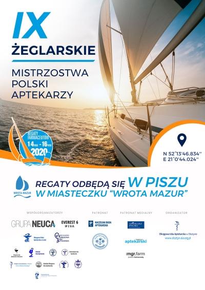 Żeglarkie Mistrzostwa Polski Aptekarzy