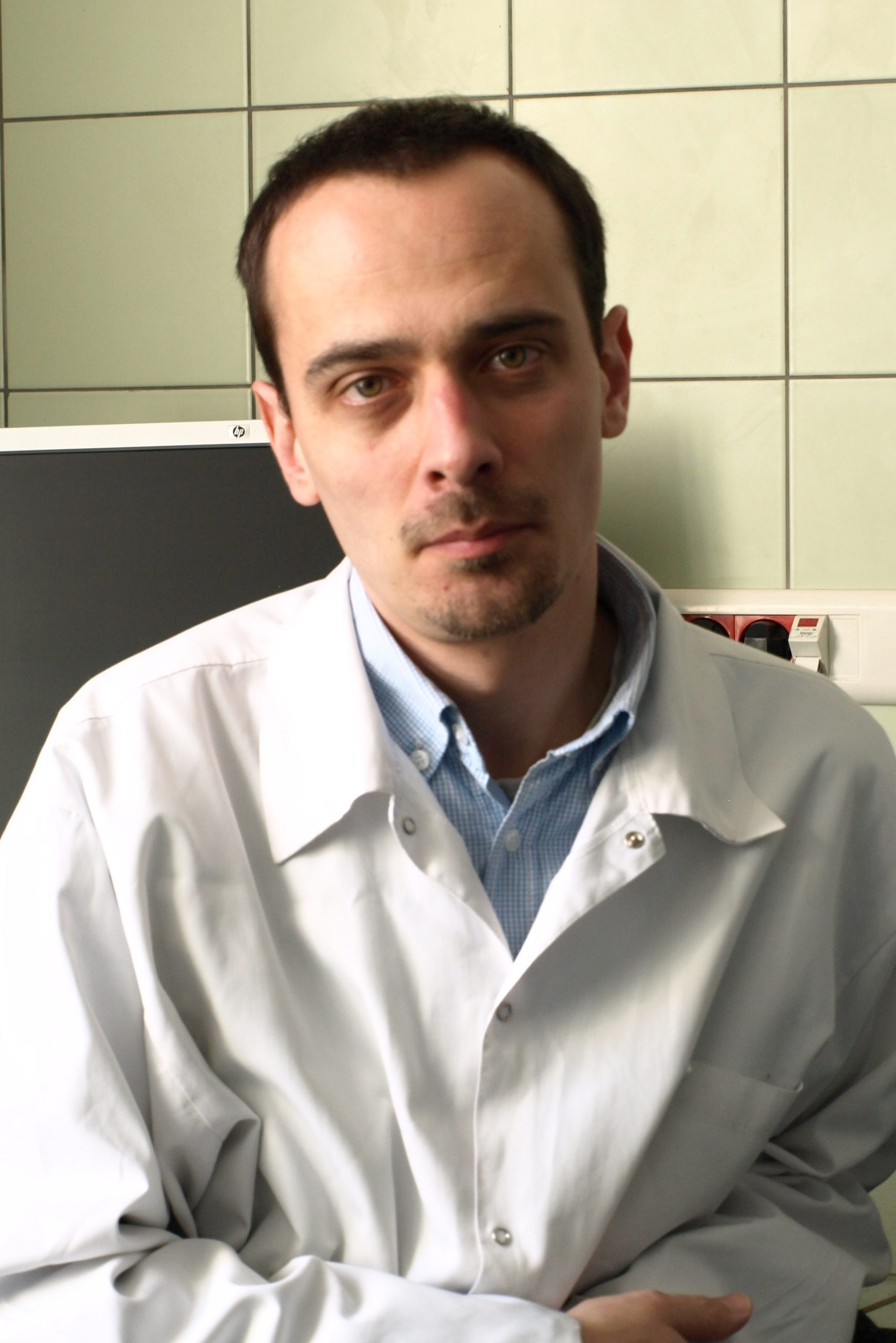 dr hab. Maciej Bilek, prof. UR