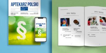 Najnowsze e-wydanie Aptekarza Polskiego – 176 (154e)